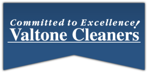 Valtone Cleaners logo